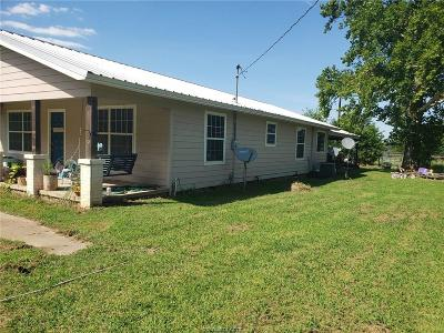 Leon County Single Family Home For Sale: 5137 Cr 345