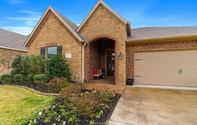 College Station Single Family Home For Sale: 2509 Warkworth Lane
