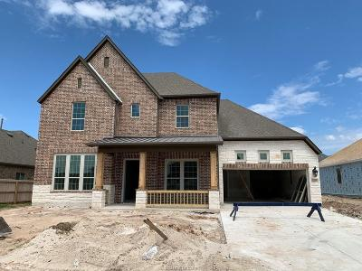 College Station Single Family Home For Sale: 4413 Egremont Place