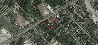 bryan Residential Lots & Land For Sale: 1603 Carver Street