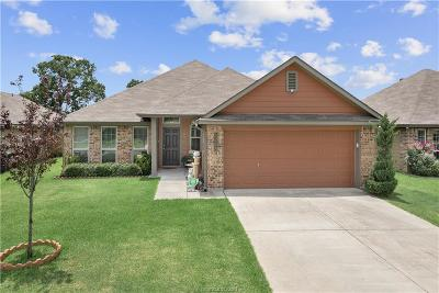 College Station Single Family Home For Sale: 5268 Sagewood Drive