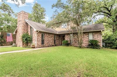 College Station Single Family Home For Sale: 8603 Amber Hill Court