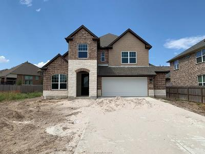 College Station Single Family Home For Sale: 2610 Somerton Court