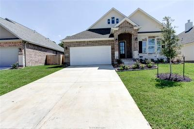 College Station Single Family Home For Sale: 4014 Brownway Drive
