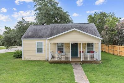 College Station Single Family Home For Sale: 210 Fidelity Street