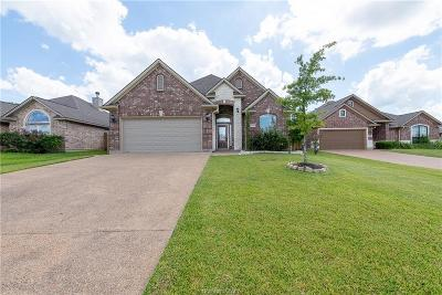 Brazos County Single Family Home For Sale: 4006 Merlemont Court