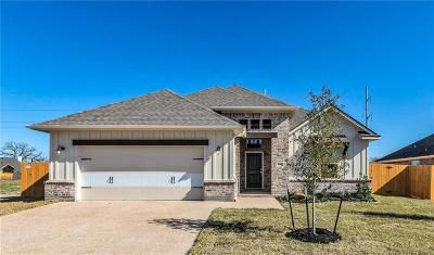 Bryan Single Family Home For Sale: 2906 Gentle Wind Court