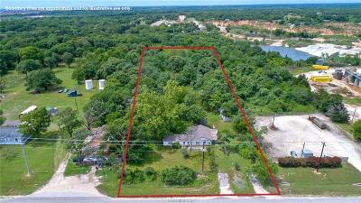 College Station Residential Lots & Land For Sale: 7294 Raymond Stotzer