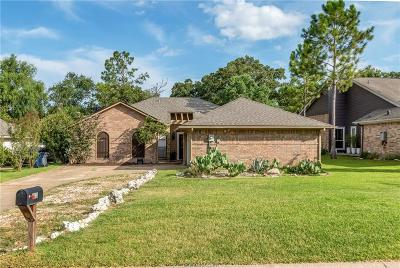 College Station Single Family Home For Sale: 1708 Springwood Court