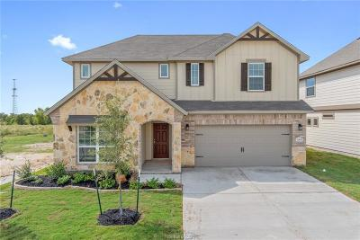 College Station TX Single Family Home For Sale: $312,650