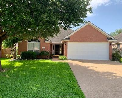 College Station Single Family Home For Sale: 212 Augsburg Court