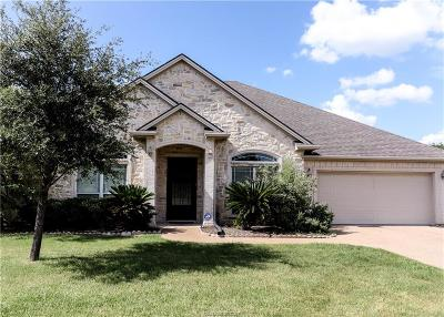 College Station Single Family Home For Sale: 4444 Spring Meadows Drive