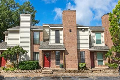 Brazos County Condo/Townhouse For Sale: 1904 Dartmouth Street #B2