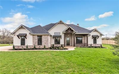 College Station Single Family Home For Sale: 2000 Campbell Court