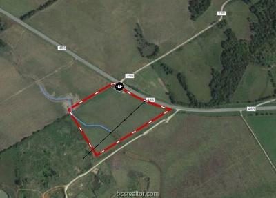 College Station, Bryan, Iola, Caldwell, Navasota, Franklin, Madisonville, North Zulch, Hearne Residential Lots & Land For Sale: Tbd E Fm 485 Farm To Market Road