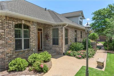 Bryan Single Family Home For Sale: 5013 Fairfield Court