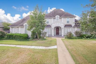 Pebble Creek Single Family Home For Sale: 1204 Royal Adelade Drive