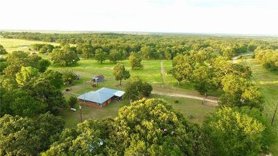 Milam County Single Family Home For Sale: 3114 County Road 259