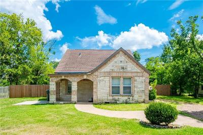 Brazos County Single Family Home For Sale: 1525 Boone Street