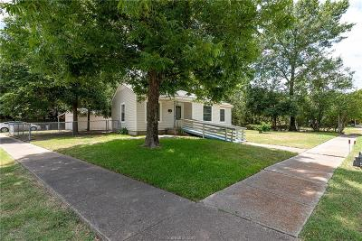 Brazos County Single Family Home For Sale: 701 Churchill Drive