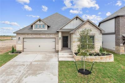 College Station Single Family Home For Sale: 6303 Eldora Drive