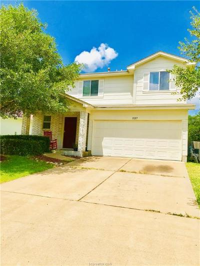 Brazos County Single Family Home For Sale: 15217 Faircrest Dr.