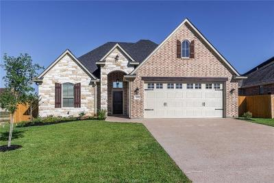 Brazos County Single Family Home For Sale: 4242 Harding Way