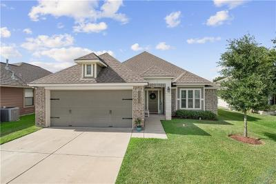 College Station Single Family Home For Sale: 3708 Stevens Creek Court