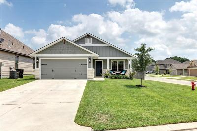 Brazos County Single Family Home For Sale: 2115 Naples Way