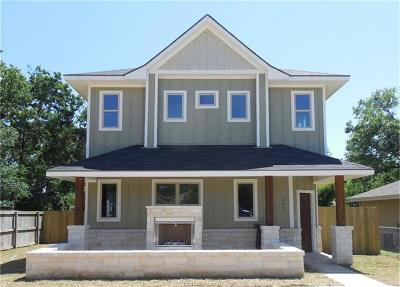 College Station Single Family Home For Sale: 802 Fairview