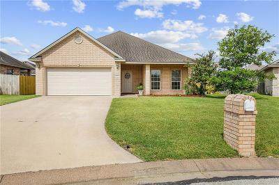 Brazos County Single Family Home For Sale: 3800 Dresden Lane