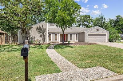 Brazos County Single Family Home For Sale: 2714 Pierre Place