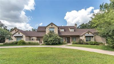 Bryan Single Family Home For Sale: 6884 Riverstone Drive