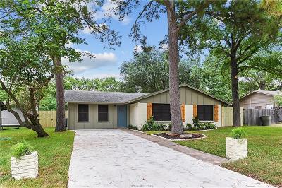 Bryan Single Family Home For Sale: 3013 Georgia
