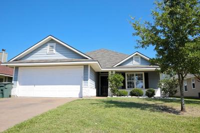 College Station, Bryan Single Family Home For Sale: 2711 Lynnwood Court