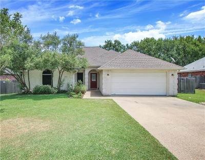 Single Family Home For Sale: 4004 Settlers Way