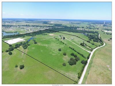 Bryan Residential Lots & Land For Sale: 5223 Wilcox Lane