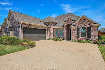 College Station Single Family Home For Sale: 2703 Portland