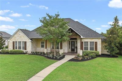 College Station Single Family Home For Sale: 1014 Lyceum Court