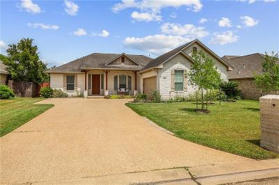 College Station Single Family Home For Sale: 2429 Newark