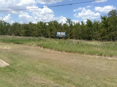 College Station Residential Lots & Land For Sale: 0000 State Highway 6