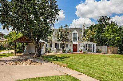 College Station Single Family Home For Sale: 709 Park Place