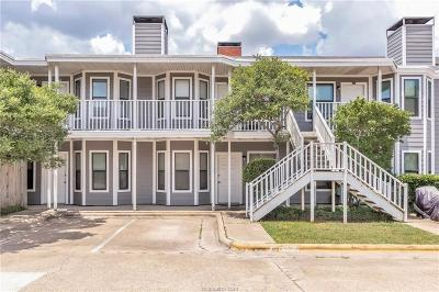 Bryan Condo/Townhouse For Sale: 4441 Old College Road #6205
