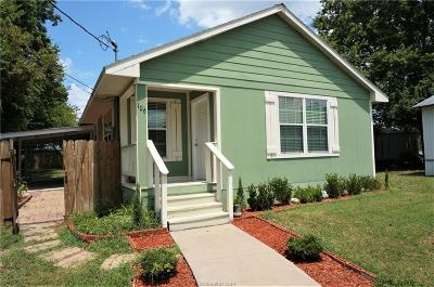 Navasota Single Family Home For Sale: 106 North 3rd Street