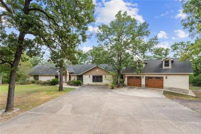 Bryan Single Family Home For Sale: 11566 Fm 1179