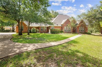 College Station Single Family Home For Sale: 3 Vista Lane