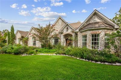 College Station Single Family Home For Sale: 3057 Paleo Point
