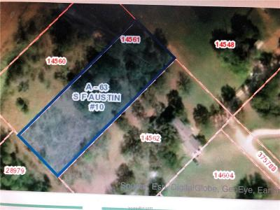 Bryan Residential Lots & Land For Sale: 0000 Marino Road