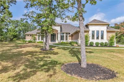College Station Single Family Home For Sale: 17292 Catori Cove