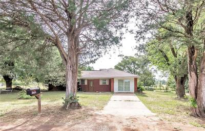 Leon County Single Family Home For Sale: 1355 County Road 415